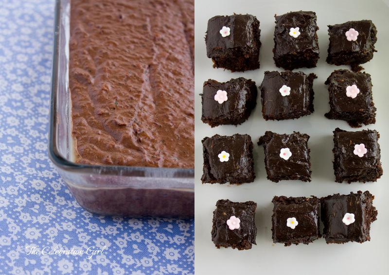 Veggie Chocolate cake